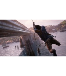 Uncharted 4: Thiefs End PS4